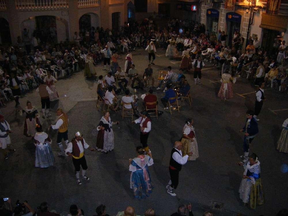 danzas agullent