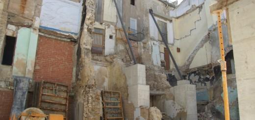 demolicio carrer la llossa