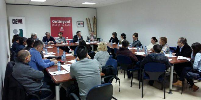 """Jorge Rodríguez explica als empresaris les accions del IV """"Pla Reactiva"""""""