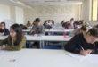 Més de 350 estudiants s'examinen de la PAU al Campus d'Ontinyent
