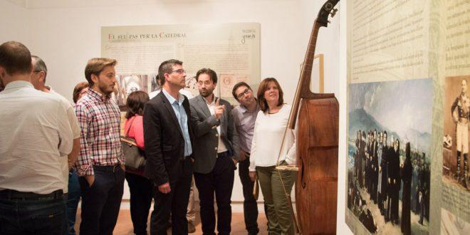 L'exposició sobre Gomis rep 300 visitants als primers 10 dies
