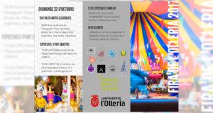 L'Olleria celebra la Fira aquest cap de setmana