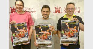 """El II Trofeu Nacional """"Ciutat d'Ontinyent"""" reunirà quatre equips de l'handbol femení d'elit a Espanya"""