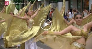 El Ballet Ópera celebra el seu 30 aniversari amb una desfilada a Ontinyent