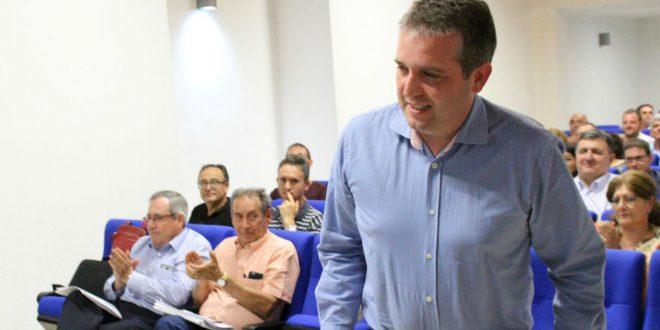 Jaime Peris, vicepresident de la Mancomunitat de la Vall d'Albaida