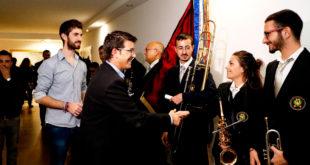 La Diputació ajuda a 'La Nova' de l'Olleria a desenvolupar el seu projecte musical