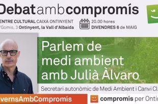 julia alvaro debat amb compromis