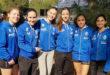 Aina Àlvarez i els equips femenins sub18 i sub20 classificats pels campionats d'Espanya
