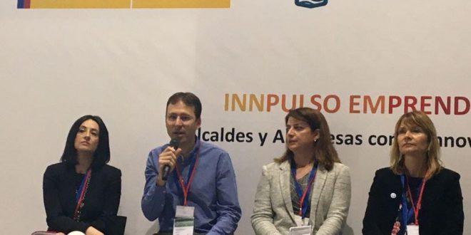 Torró destaca l'aposta d'Ontinyent per impulsar la indústria 4.0 en una trobada estatal de la xarxa Innpulso