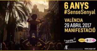 L'autobús per assistir als actes del 25 d'abril de València farà parada a Ontinyent