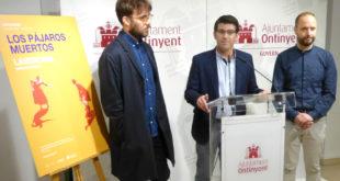 """Exposicions, dansa, teatre i activitats del """"Any Cervino"""" a la programació d'Ontinyent"""
