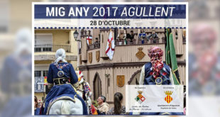 Agullent celebra el seu Mig Any Fester de 2017