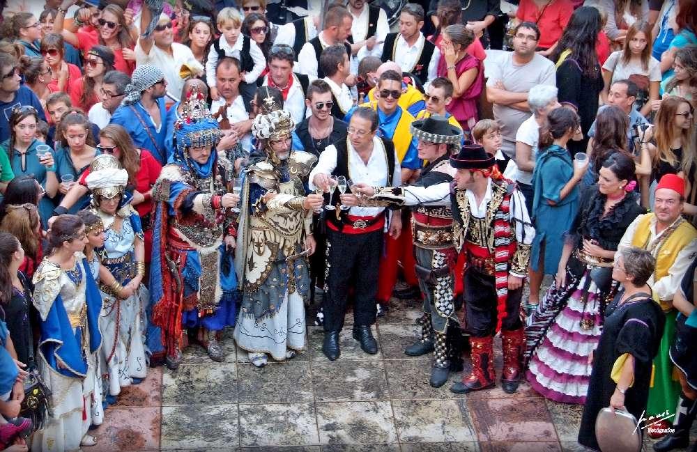 Cap de setmana de Festes Patronals i de Moros i Cristians a l'Olleria