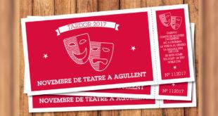 Novembre de teatre a Agullent
