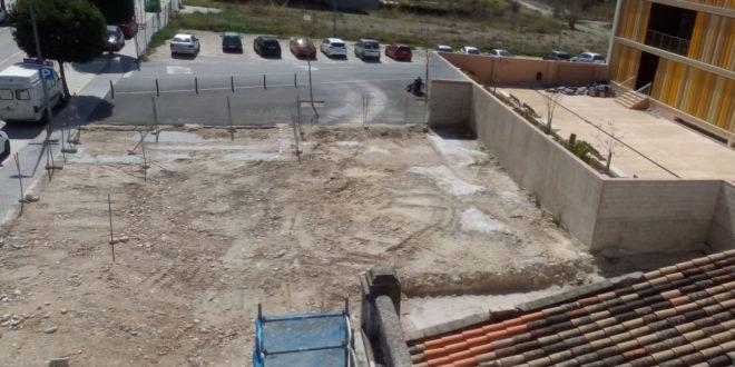 Avancen els tràmits per crear una zona verda al campus d'Ontinyent