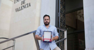 El fotògraf ontinyentí Pedro Galisteo guanya el Concurs Internacional PHOCOS 2016