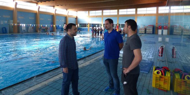 Els centres educatius d 39 ontinyent podran continuar fent s de la piscina coberta tv digital - Piscina coberta ontinyent ...