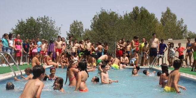 150 alumnes per setmana en l'escola d'estiu del Parc d'Educació Vial i Ambiental