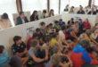 Majors i menuts d'Ontinyent fan una crida a no deixar a ningú enrere en la lluita contra la pobresa