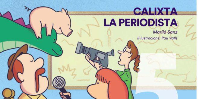 """Obra Social de Caixa Ontinyent edita """"Calixta la periodista"""""""