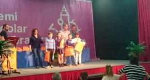 Els premis Sambori premien els treballs de l'alumnat de 14 pobles i 19 centres de la Vall d'Albaida