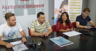 """Es presenta la nova programació juvenil d'Ontinyent amb la """"Nit Jove"""", festivals, tallers i exposicions"""