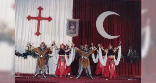 La Societat de Festers i el Ballet Ópera compleixen 20 anys de col·laboració