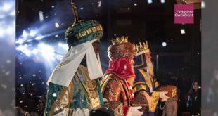 La Cavalcada de Reis d'Ontinyent en directe per TV Digital Ontinyent