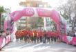 """El """"Repte Solidari contra el càncer"""" arranca en un ambient festiu a Ontinyent"""