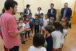 Més de 1400 escolars de primària voten el disseny del nou espai multijocs de la Glorieta
