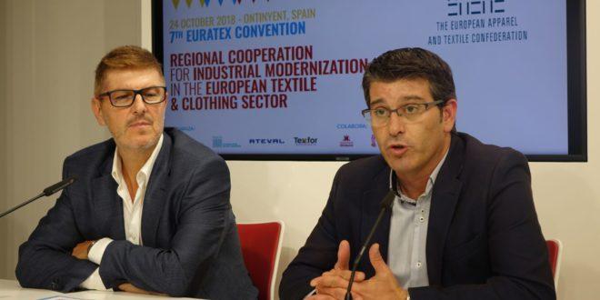 La Ministra d'Indústria i el President de la Generalitat assistiran en Ontinyent a la primera convenció de la patronal tèxtil europea a Espanya