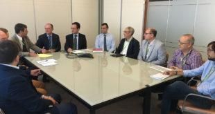 Reunió per a impulsar el creixement del Polígon El Carrascot de l'Olleria