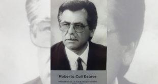 Ha mort Roberto Coll, qui va ser president de la Societat de Festers
