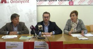 """L'Ajuntament d'Ontinyent, COEVAL i CC.OO. s'uneixen contra el """"mal comú"""" de l'economia submergida"""