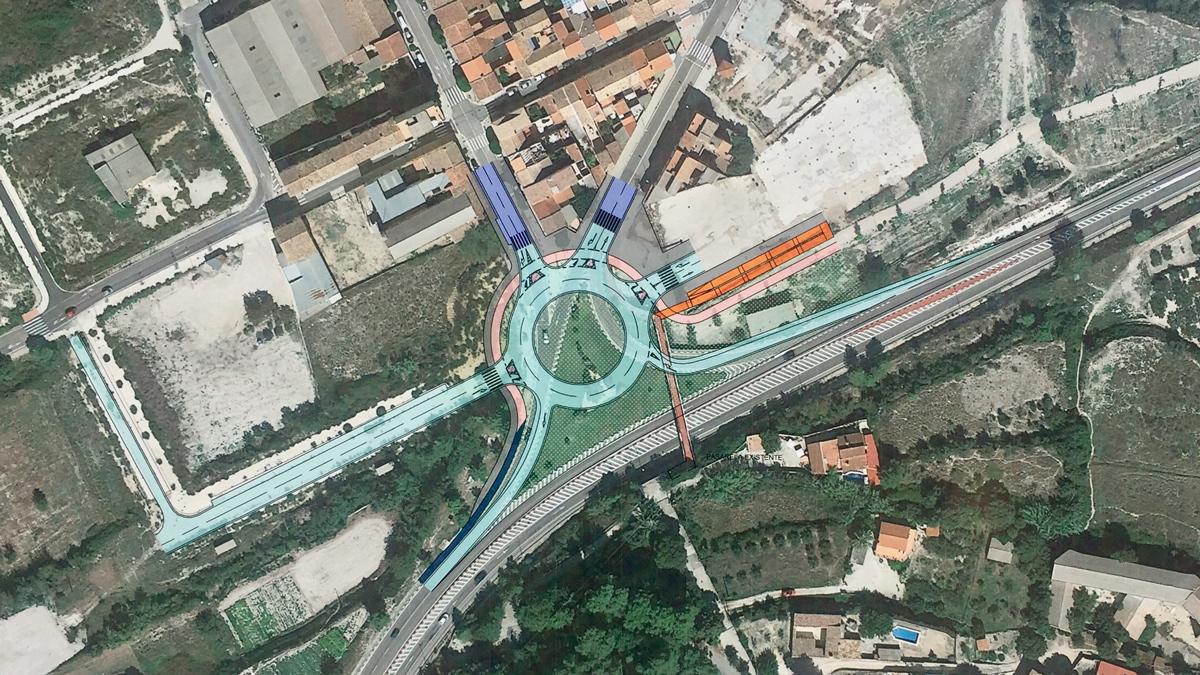 La conselleria d habitatge licita les obres de la rotonda de torrefiel per euros tv - Piscina coberta ontinyent ...