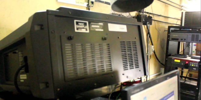 L'UTIYE adquireix un projector digital amb l'ajuda de Diputació de València