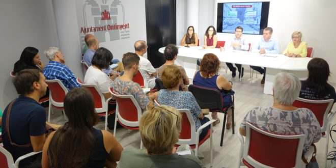 Iniciat el procés veïnal per redissenyar el carrer Sant Antoni