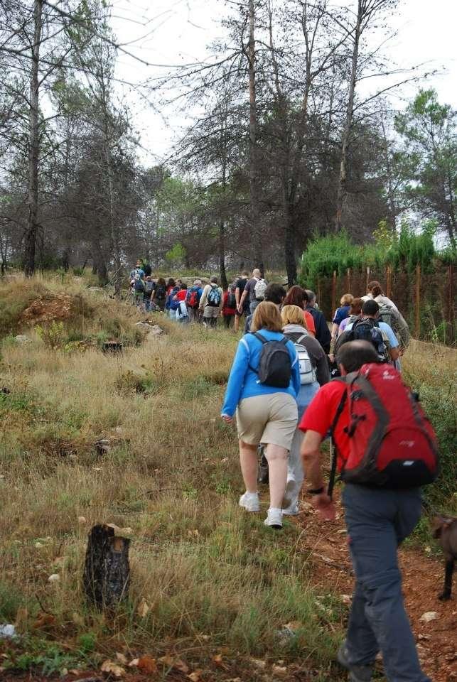 """""""Entre Muntanyes"""" finalitza octubre amb una ruta a Salem"""