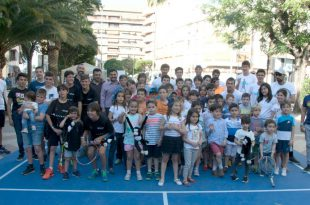 street tenis