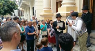 """Es reprenen les activitats de """"l'Any Cervino"""" a Ontinyent amb una exposició i rutes teatralitzades"""