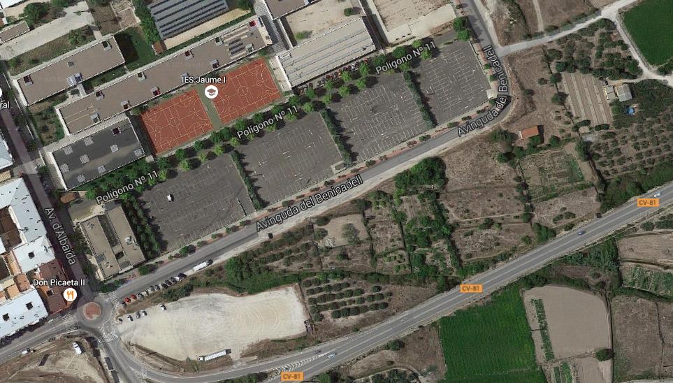 L'hospital ontinyentí es construirà al recinte firal