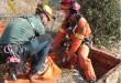 Rescaten el cos sense vida d'un home que es va precipitar pel respirador d'un túnel a Benigànim