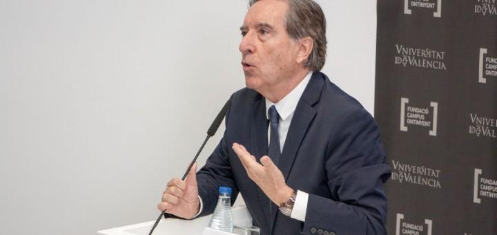 Iñaki Gabilondo a Ontinyent