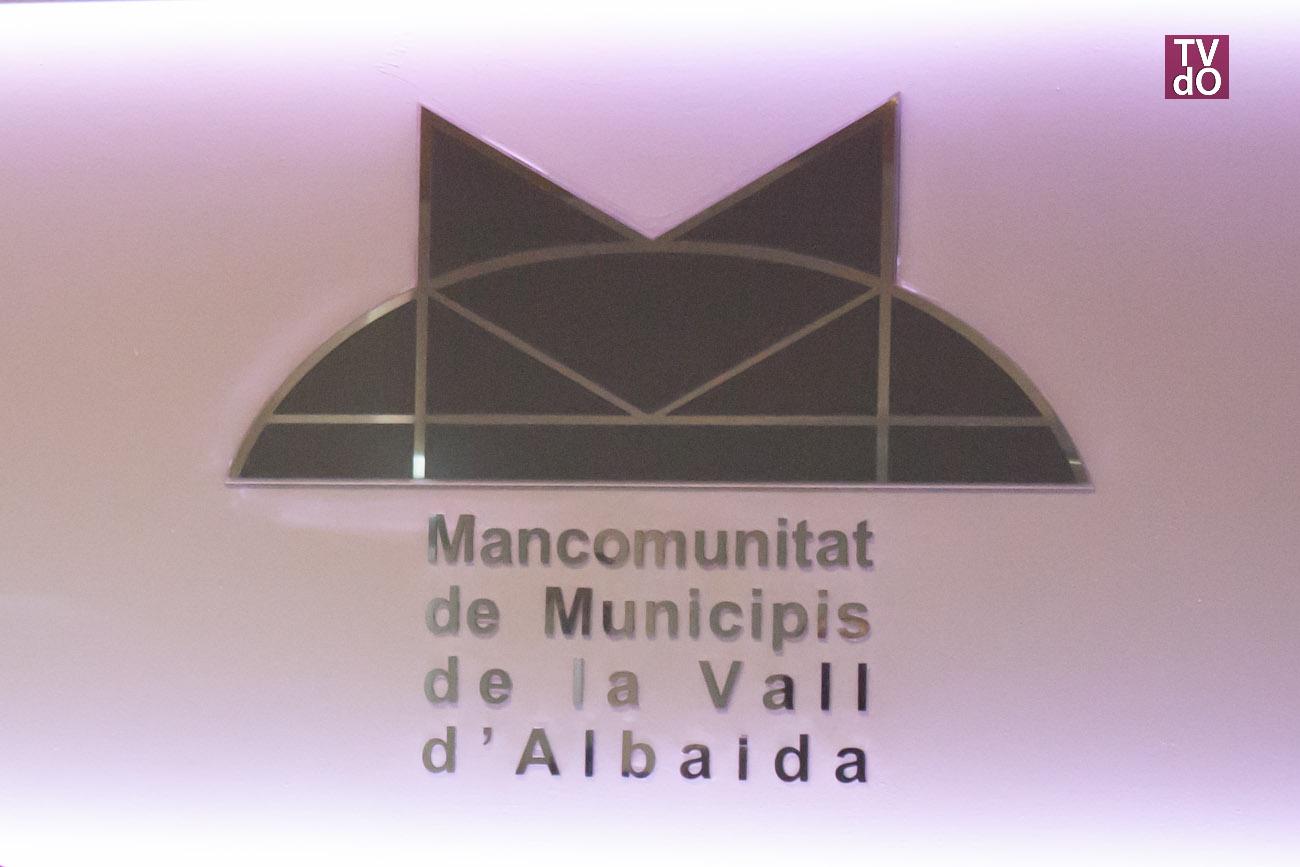 Logo Mancomunitat de Municipis de la Vall d'Albaida