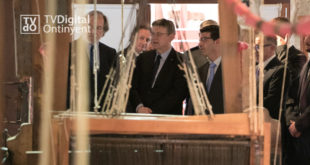 """Puig mostra a Ontinyent el suport per al """"Museu Valencià del Tèxtil 4.0"""""""
