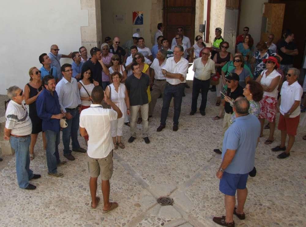 """L'Oficina de Turisme d'Ontinyent renova la """"Q"""" de qualitat amb un 94,6% de satisfacció"""